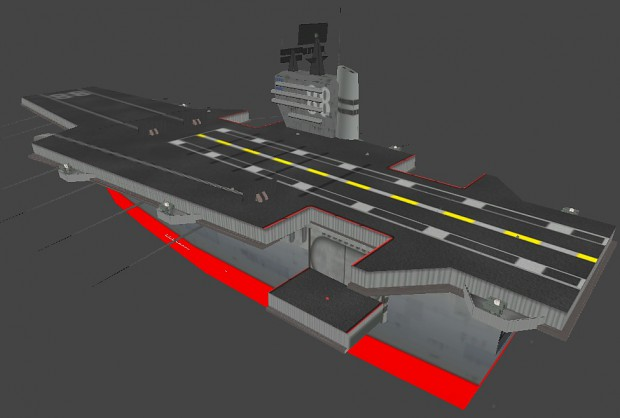Fictional Aircraft Carrier