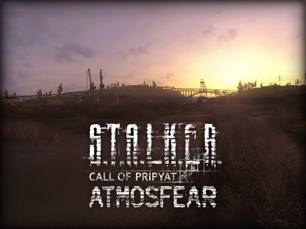 AtmosFear v1.3 for Call of Pripyat