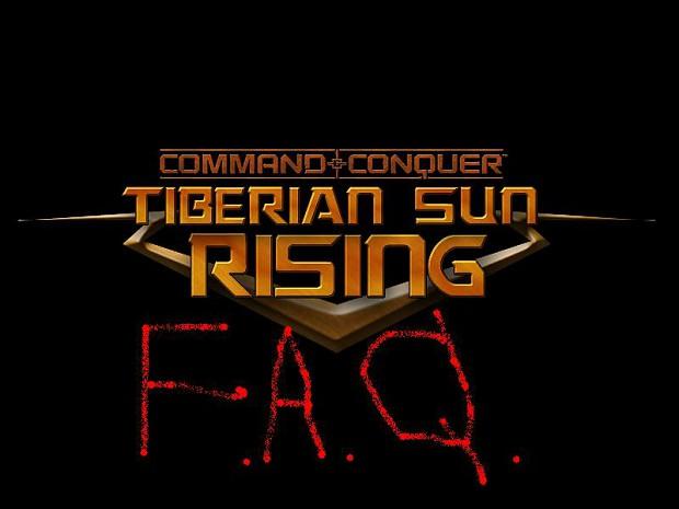 Unofficial Tiberian Sun Rising FAQ