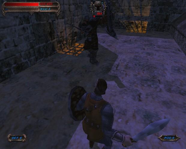 New combos & expert enemies mod