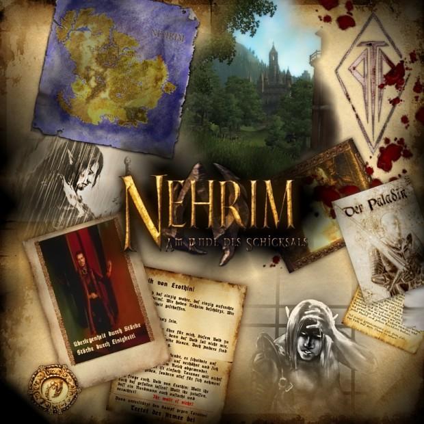 Nehrim - Am Rande des Schicksals deutsche Vers.