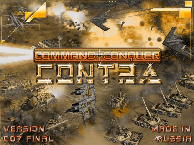 Contra 007 Map Fixes (007 ONLY)