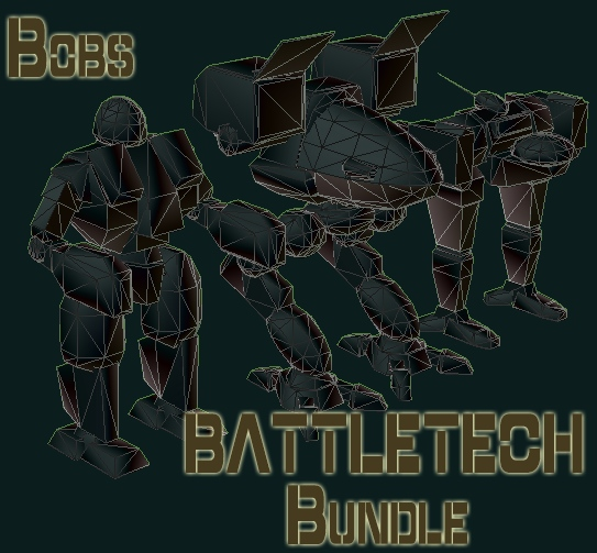 Bob's Battletech Bundle