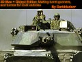 Making turret guners & turrets for CoH