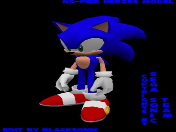 Sonic Model for Half-Life