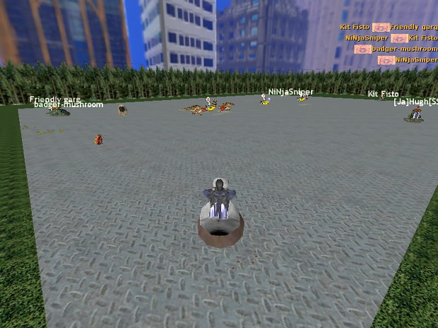 Bumper Car Frenzy Deluxe Edition