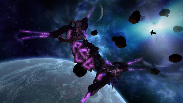 EGOSOFT З Games З X³: Terran Conflict З Screenshots.