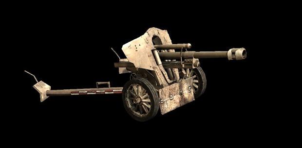 105mm leFH 18/40