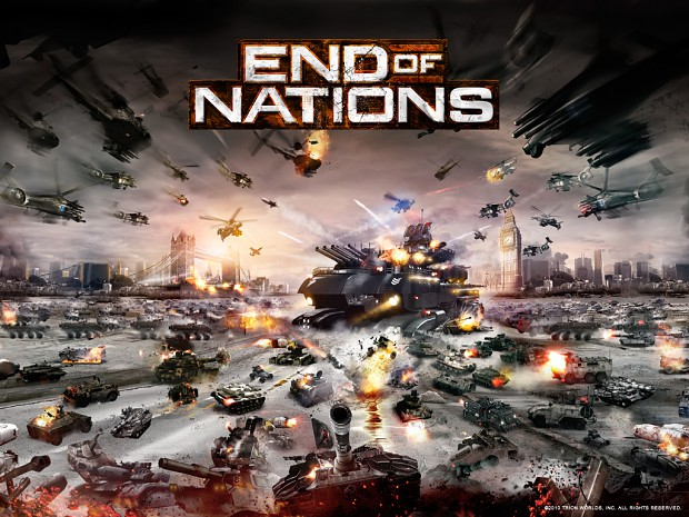 End of Nations wallpapers