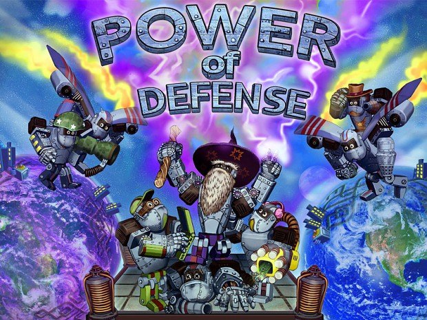 Power Of Defense Demo (Mac)