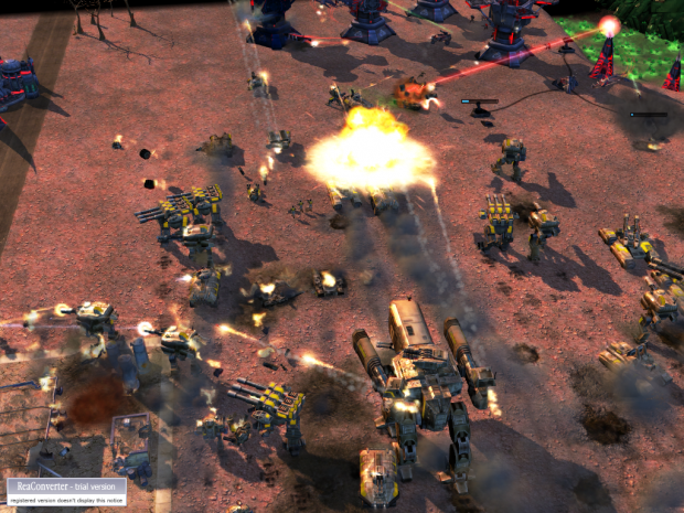 Command & Conquer Tiberium Essence Screenshots