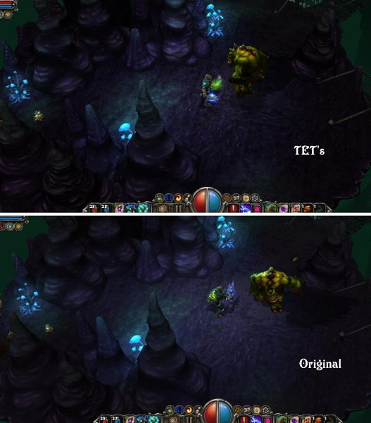 TET: Torchlight Enhanced Textures v0.9.5