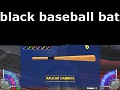 BaseBall Bat Weapon