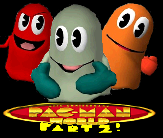 Pac-Man World: Part 2 PC Demo