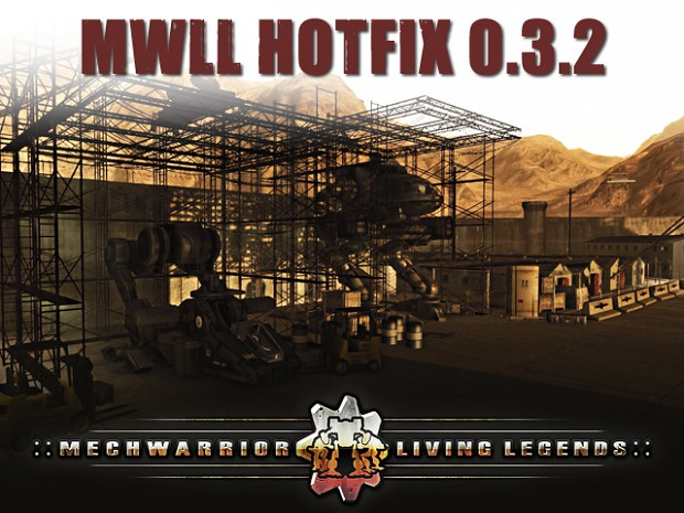 MechWarrior: Living Legends Open Beta 0.3.2 Hotfix