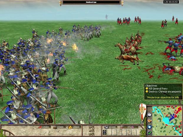 War of 1788 P.1