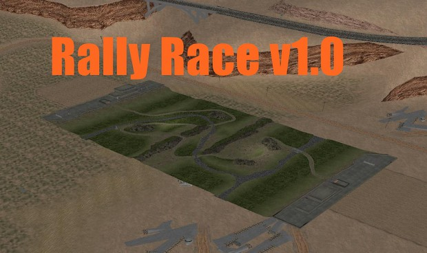 Rally Race Beta v1.0