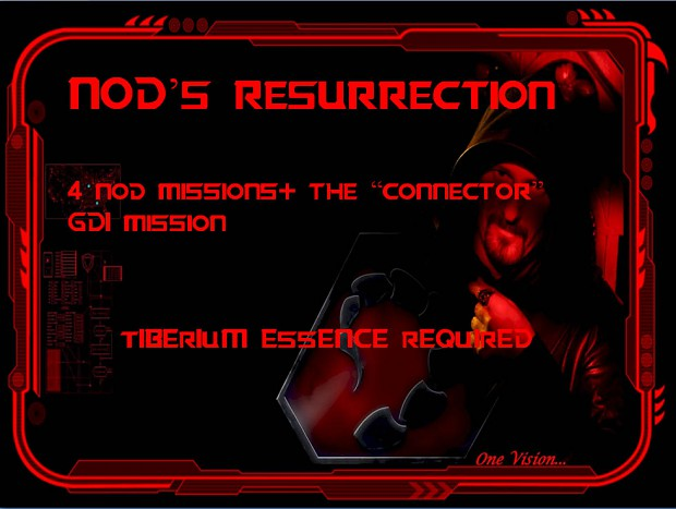 Nod's Ressurrection Campaign+ The Tiberian Sun Set