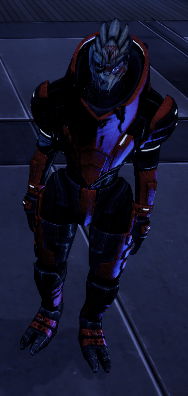 Red Garrus