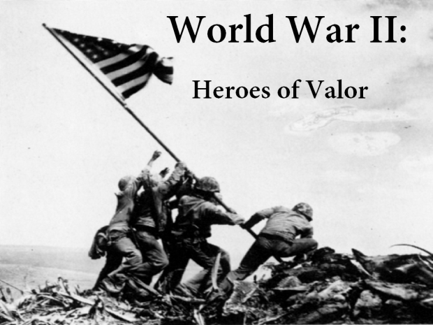 World War II: Heroes of Valor V.0.1