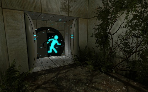 Portal 2 Demonstration Map