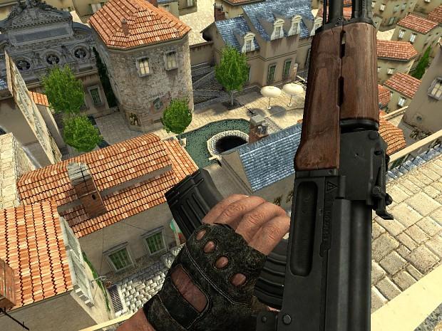 A New AK-47