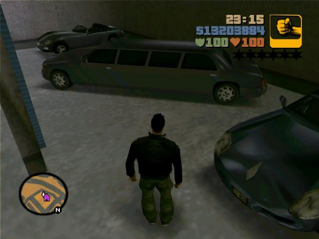 GTA III Save Game Complete