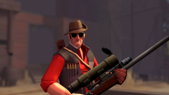 Magnum force (the lost tf2 snipers theme)