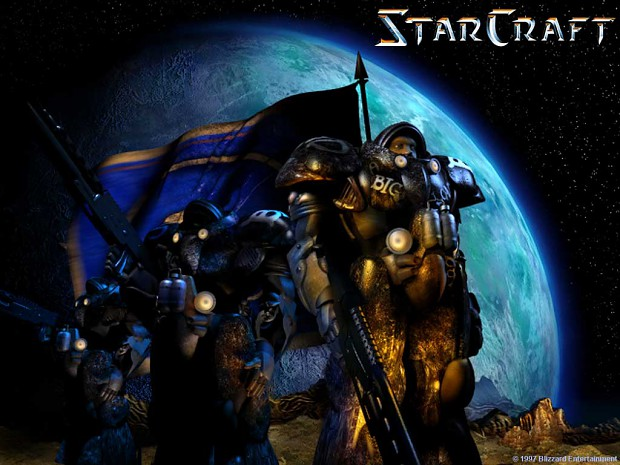 StarCraft Reconfigured Maps