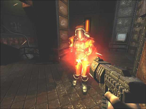 Quake II: Lost Marine (Test Build 0.96)