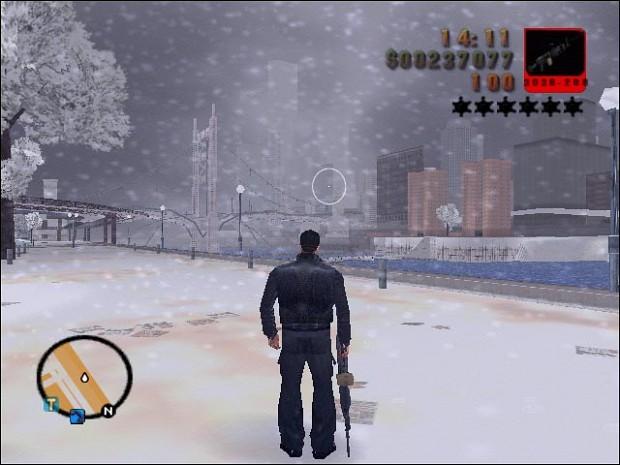 GTA3: Max Payne Mod (1.1 Beta)
