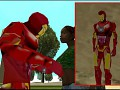Iron Man Ped and Cutscene Character