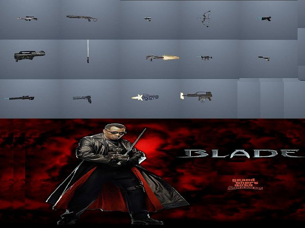 Blade Mod Weapons BETA1