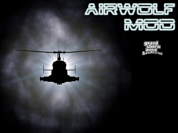GTA   Airwolf  Mod BETA 1