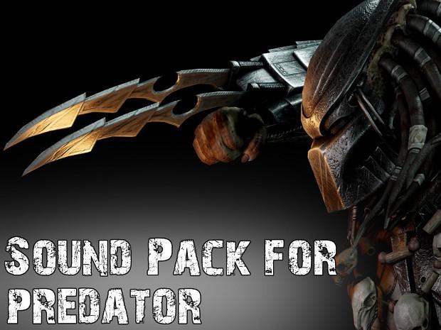AvP3 Sound Pack for predator v1.2