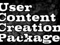CoJ User Content Creation Package