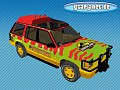Jurassic park vehicle