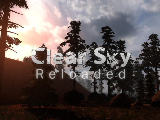 Clear Sky Reloaded 0.8.5 (Outdated)