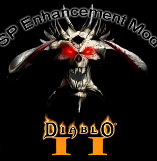 DiabloII SP Enhancement Mod v1.4 Stand-Alone