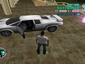 New realistic tires for Grand Theft Auto Vice City