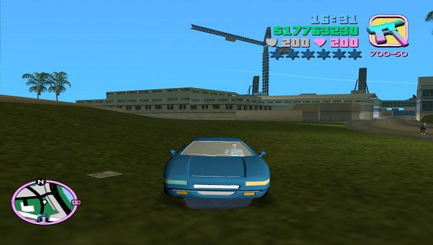Infernus of GTA SA to GTA VC
