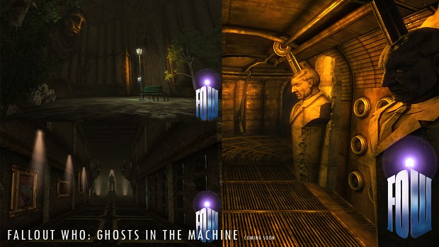 Fallout Who - Ghosts In The Machine Release 1 REQ!