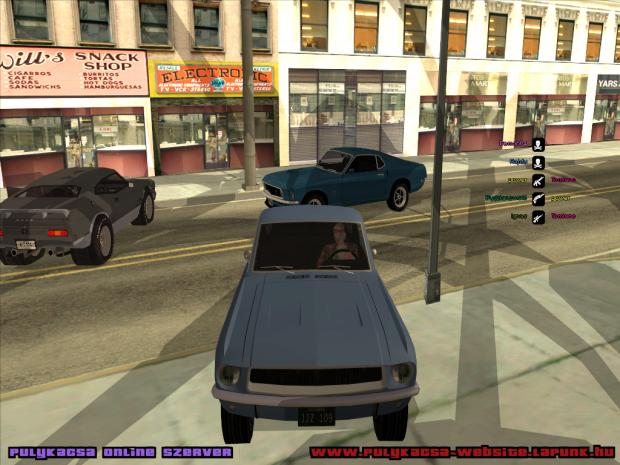 GTA StrongCars