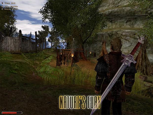Gothic 2 NOTR: Nature's Fury v 1