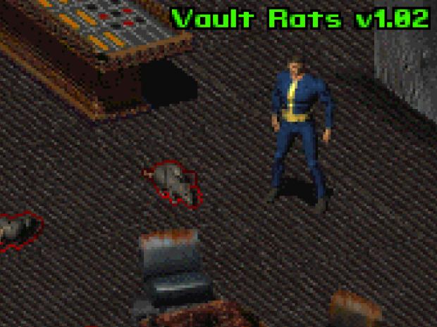 Vault Rats mod v1.02