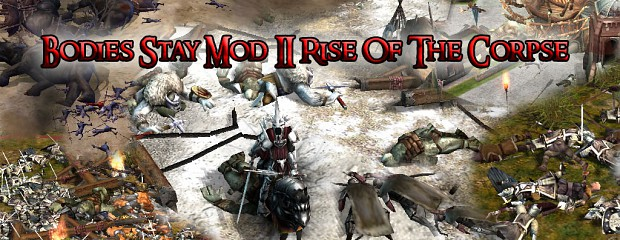 Bodies Stay Mod II: Rise of The Corpse