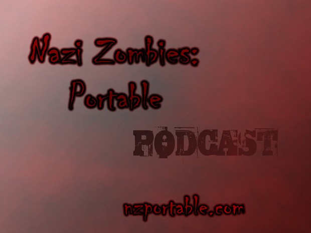 Nazi Zombies: Portable Podcast 1