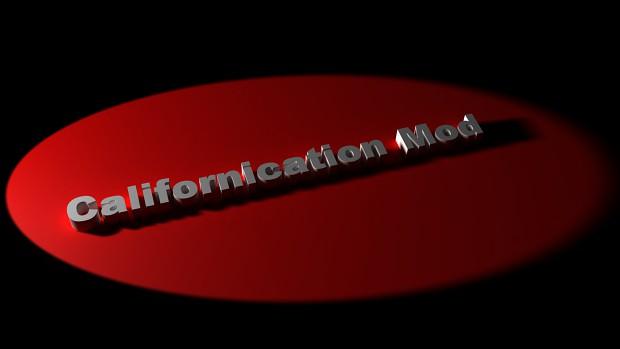 Californication Mod BETA#2 - patch 1