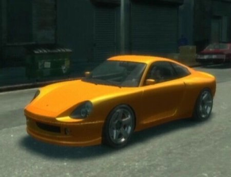 GTA IV Cars