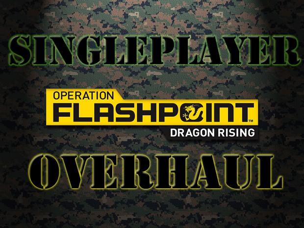 OF:Dragon Rising Singleplayer Overhaul Mod v1.0